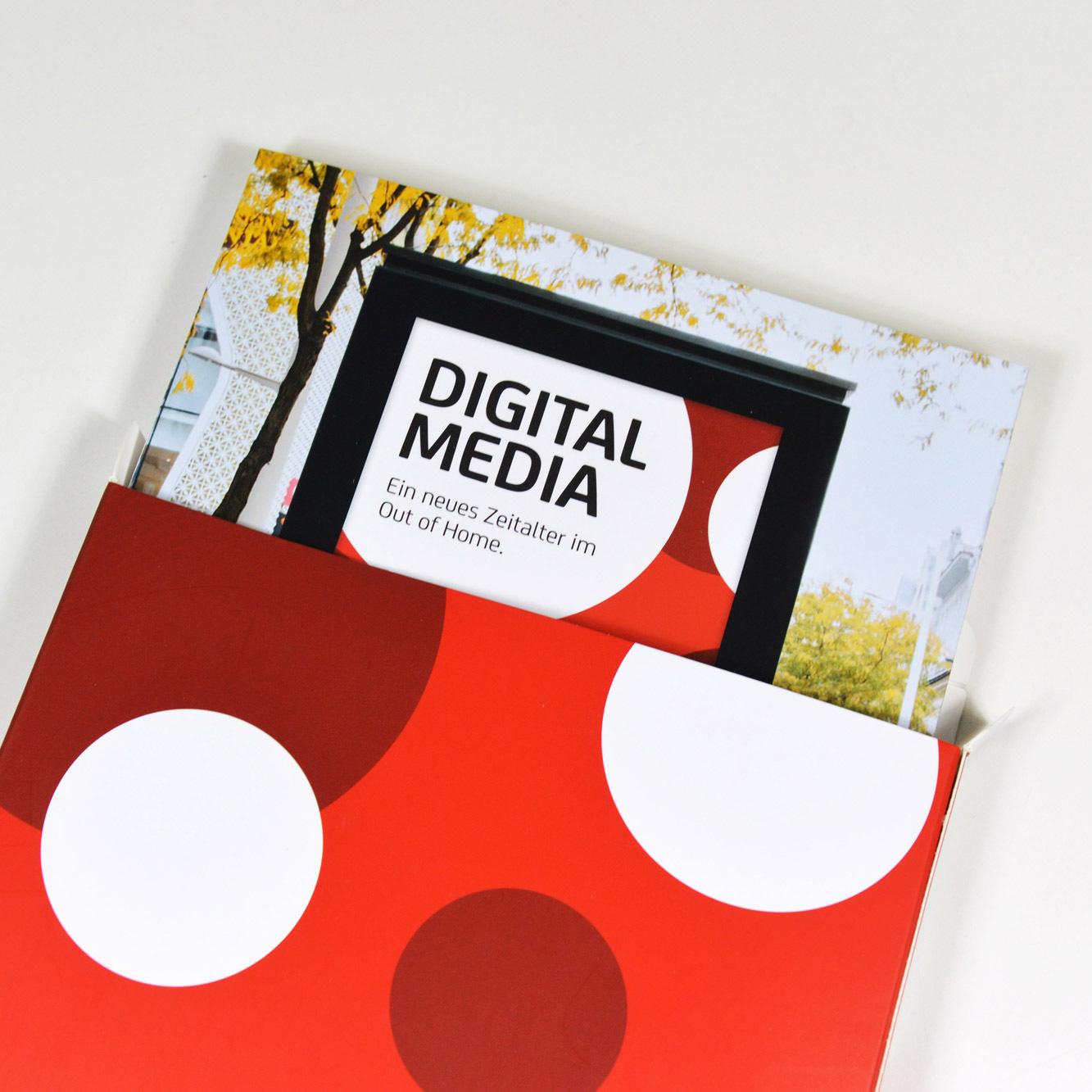 Digital Media Mailing
