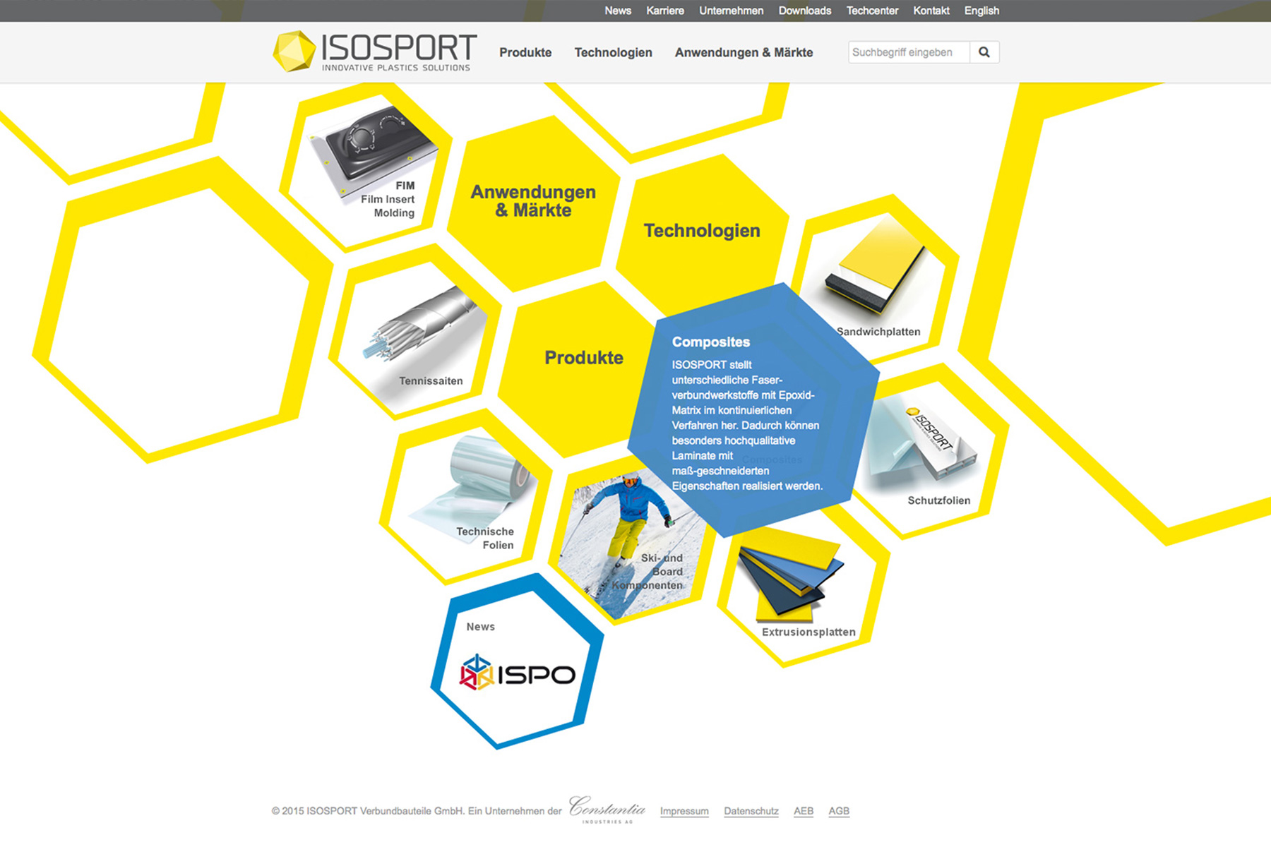 Isosport_Website