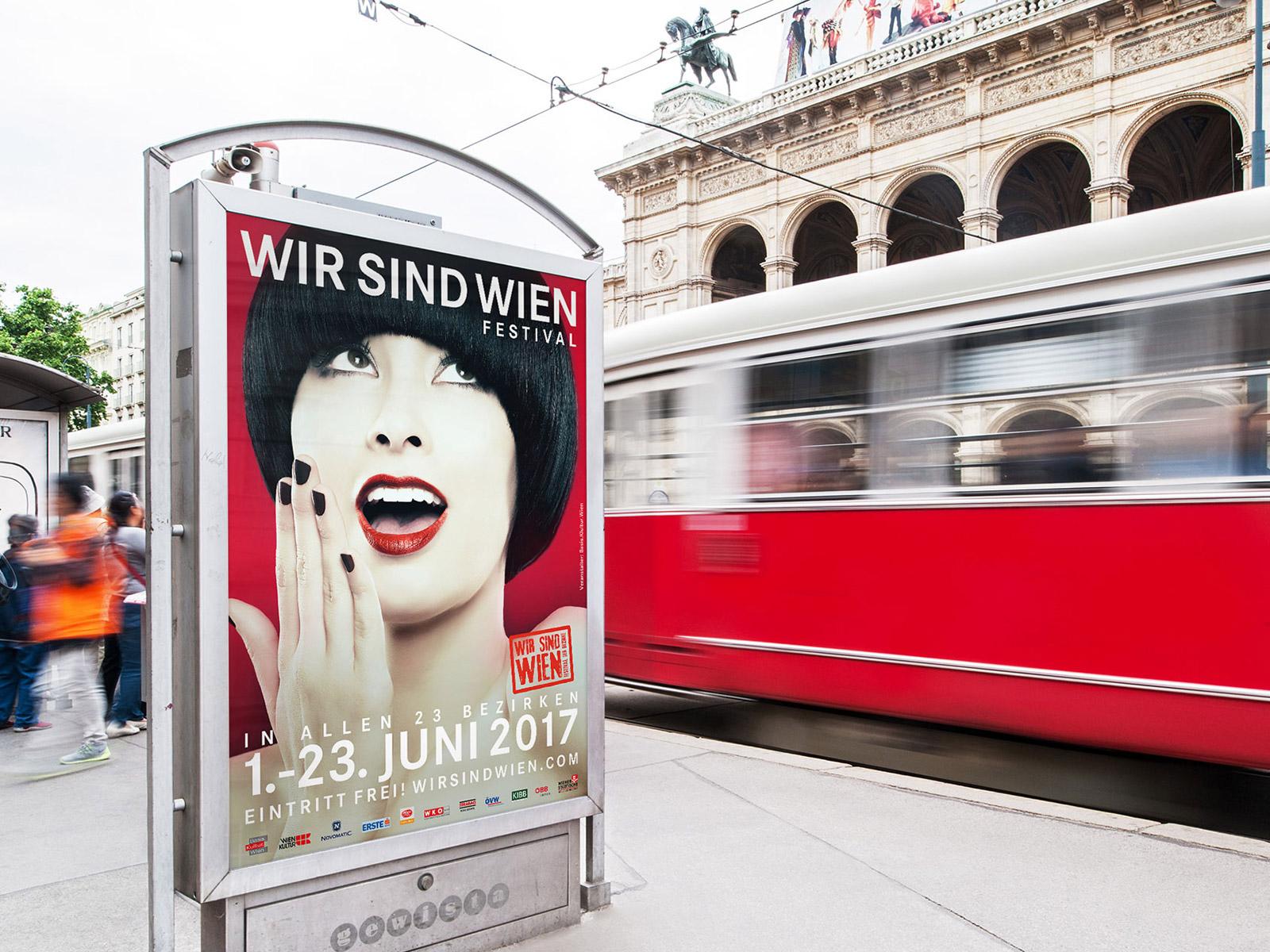 Wir sind Wien. Festival 2017